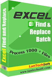 Excel Find & Replace